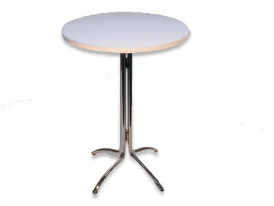 Tophoes stretch rond 80cm wit huren